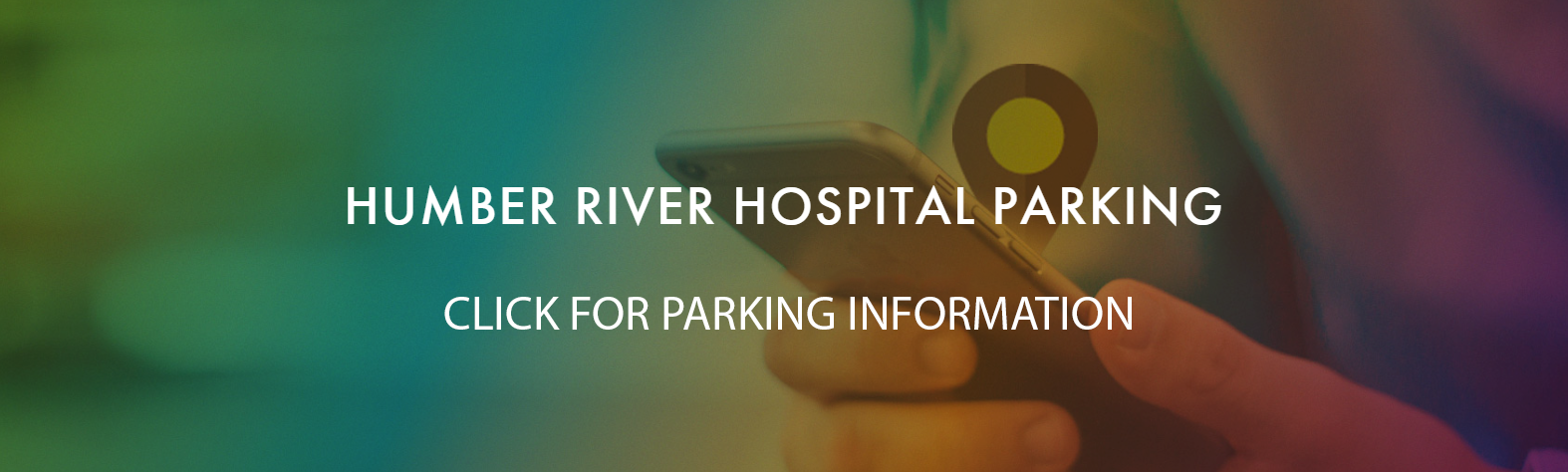 Getting to HRH - Humber River Hospital