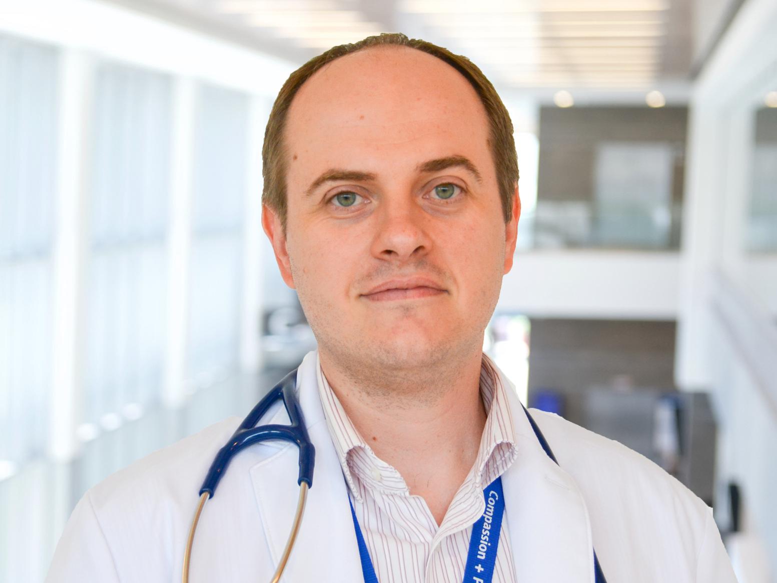 Dr. Paul Szmitko