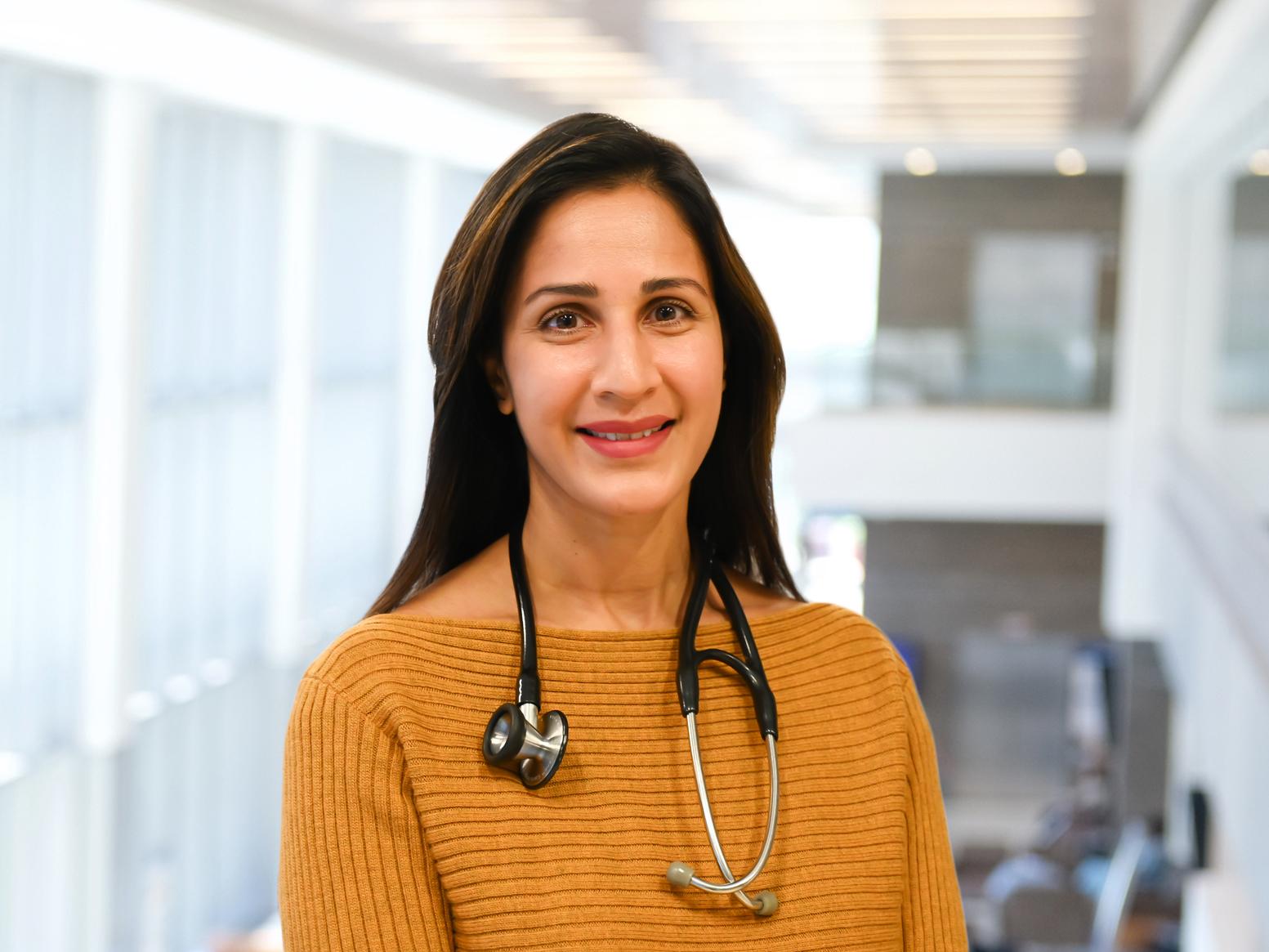 Dr. Tania Samanta